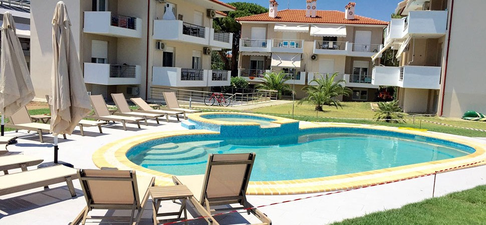 Athos Blue Nikiti | Apartments for rent Nikiti Halkidiki